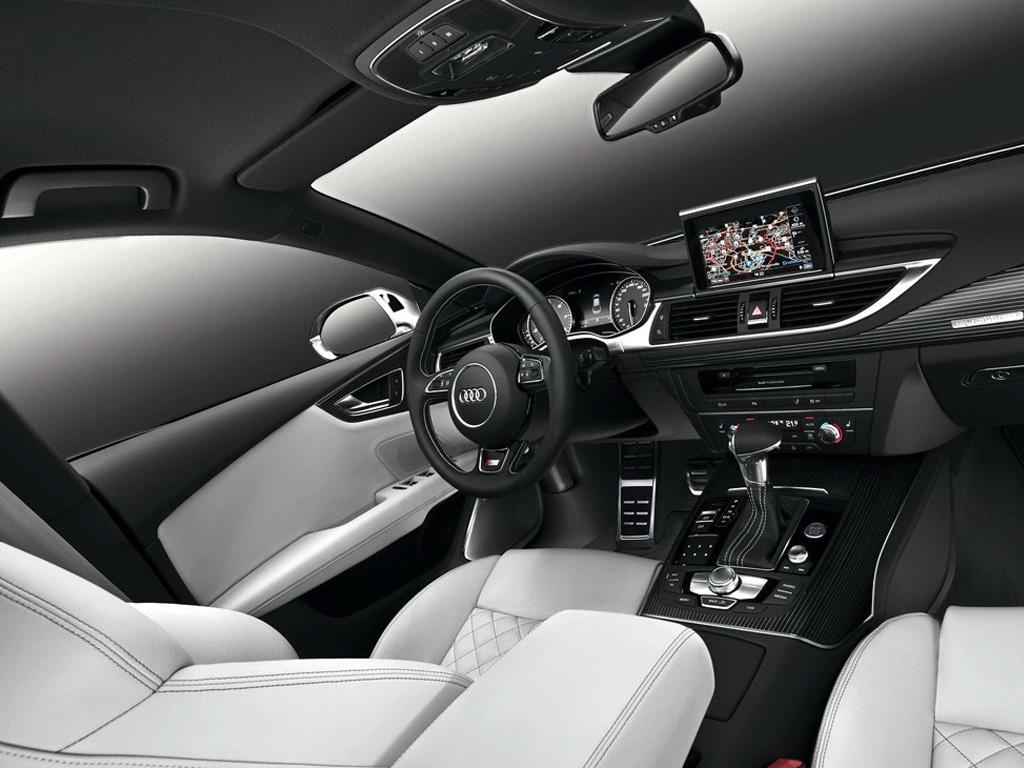 奥迪s7法兰克福车展首发 4.0t豪华轿跑车