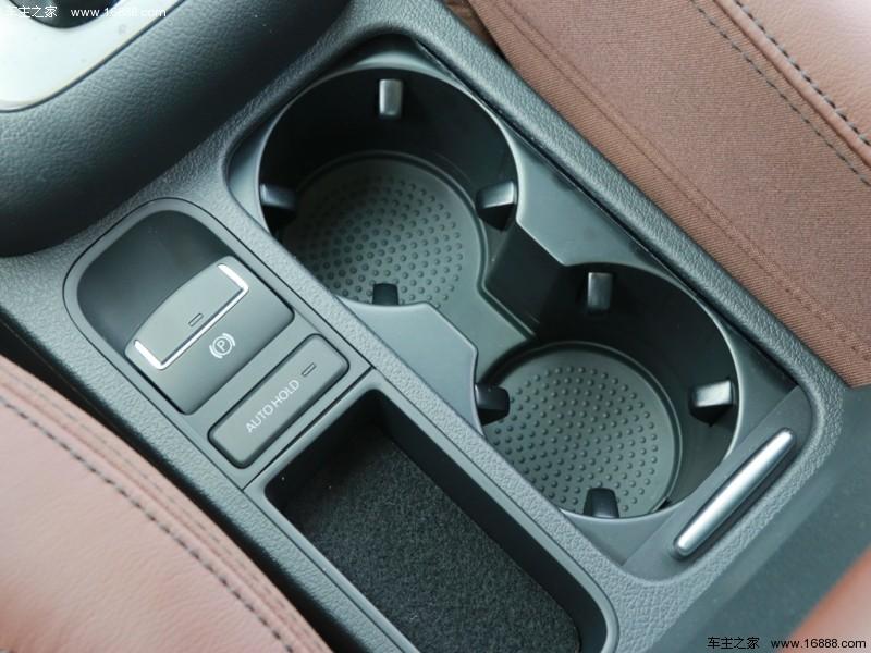 途观2015款 1.8tsi 自动两驱豪华型内饰图片