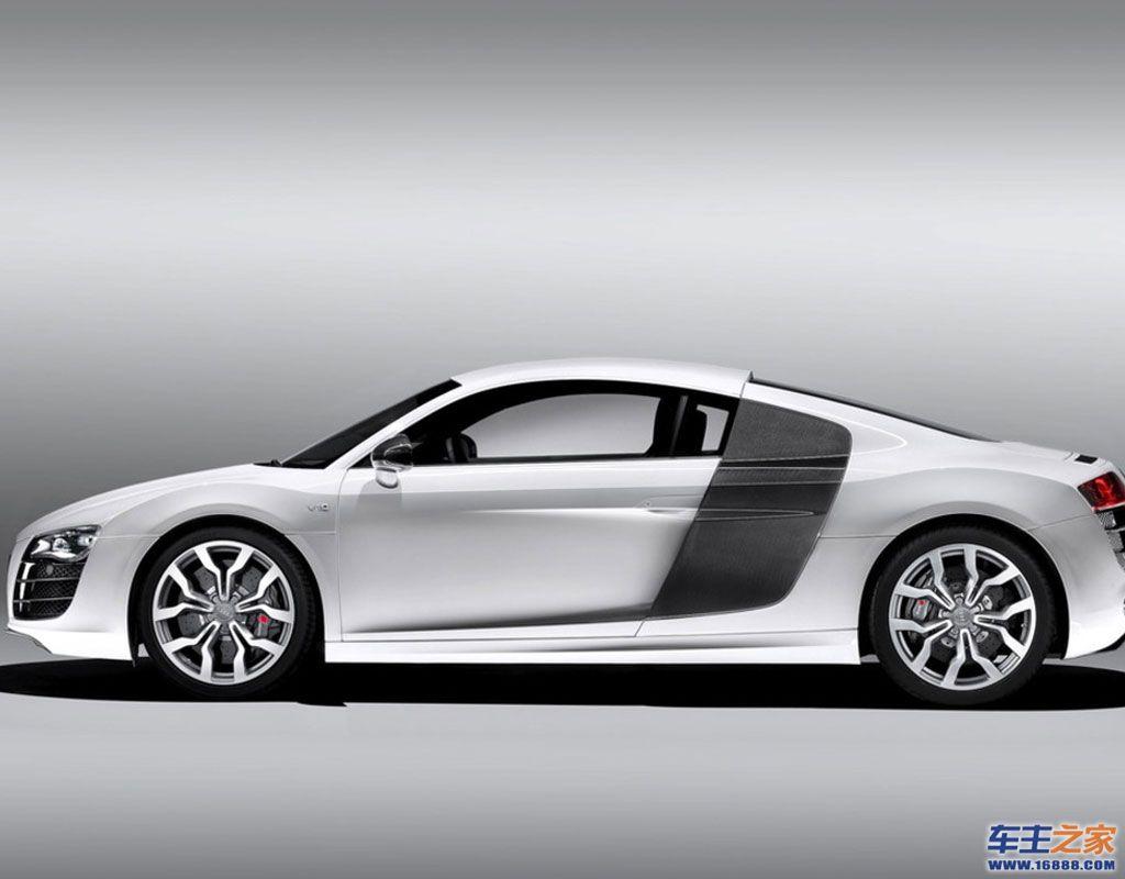 奥迪r8 v10官方图 汽车图片 高清图片