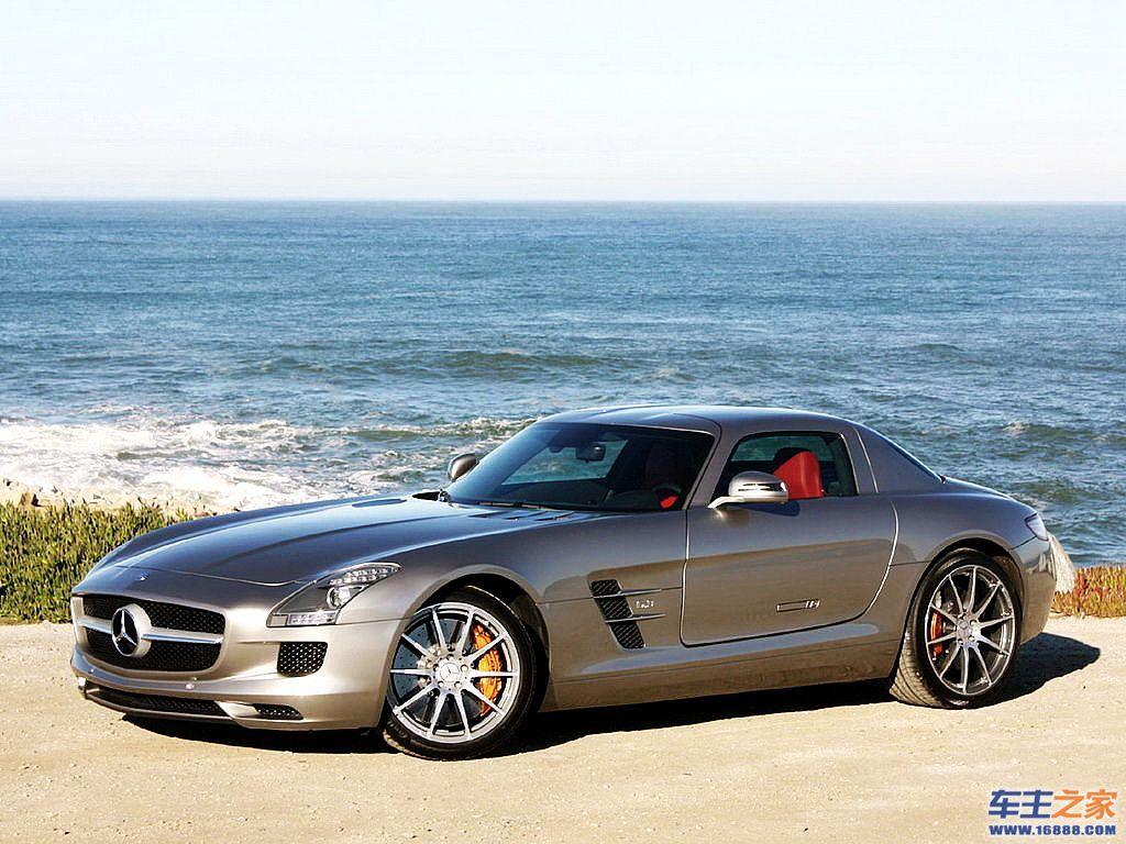 奔驰sls amg欧洲售价公布 约合181万元高清图片