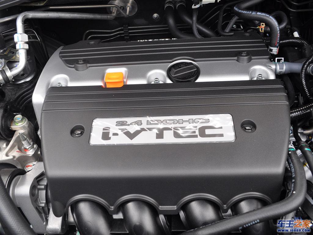 本田cr-v发动机图片