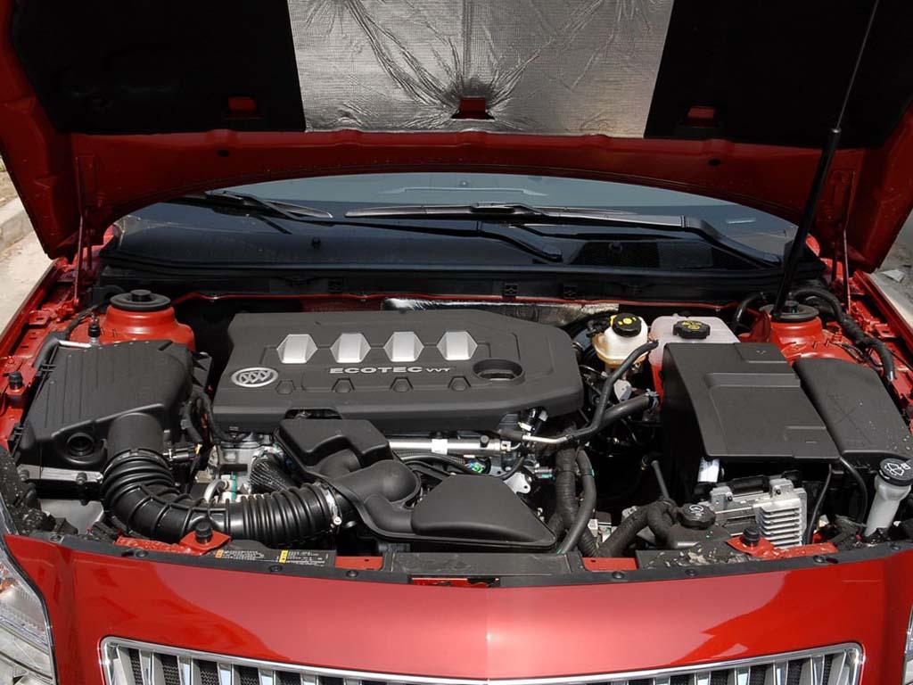 新君威 09款 2.4l 旗舰版发动机