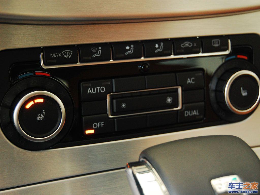 一汽-大众cc空调系统