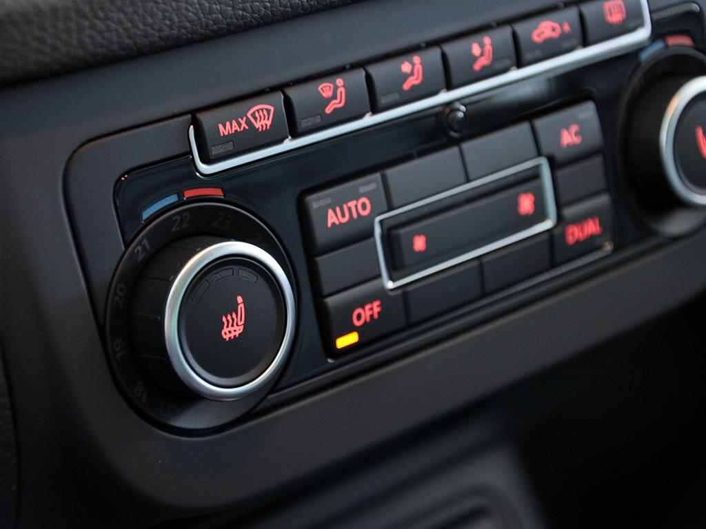 汽車空調開關圖解