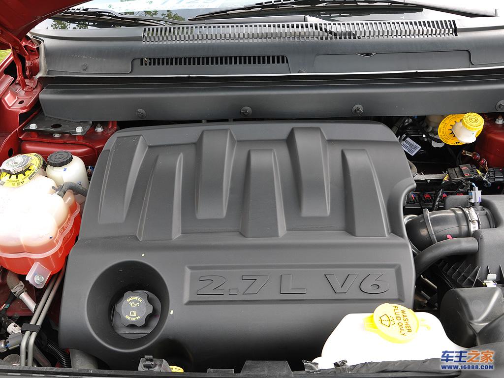 发动机|酷威图片 – 车主之家