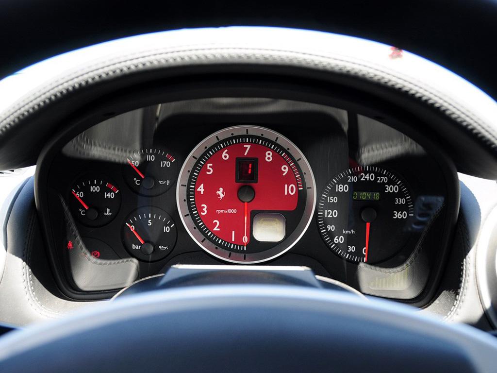 法拉利f43005款 coupe 4.3 法拉利f430对高清图片