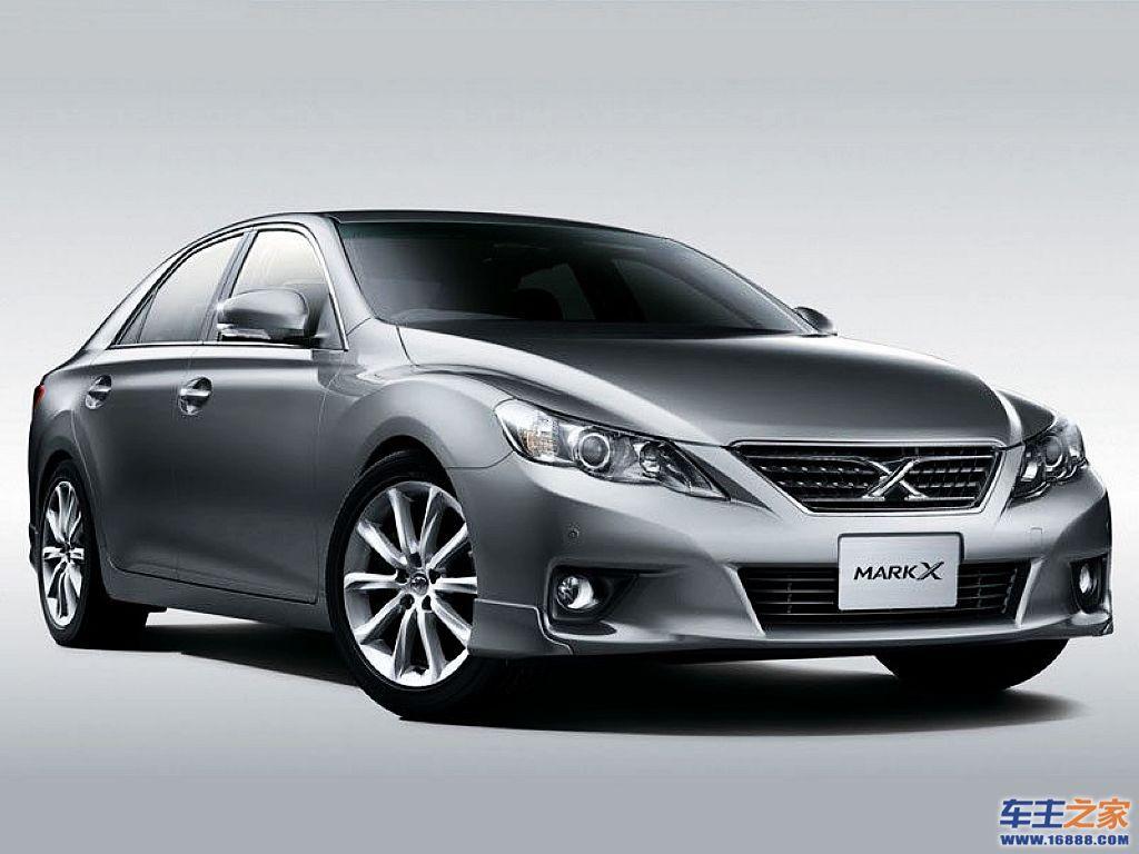 丰田2010款锐志 今年11月发布 一汽丰田锐志将全面换代 高清图片