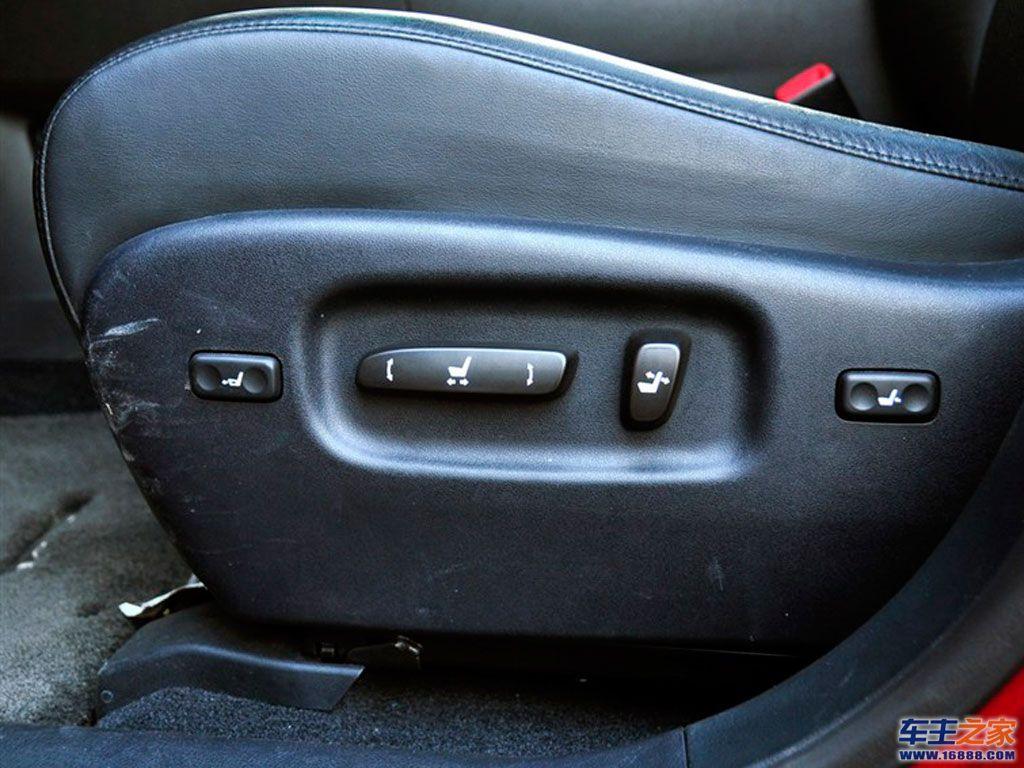 雷克萨斯rx座椅调节按钮