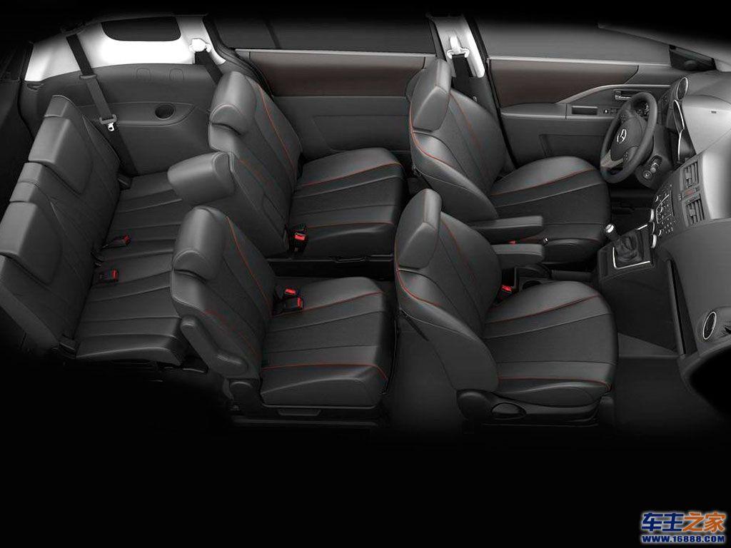 马自达 2011款 马自达5 让你的生活更美好 高清图片