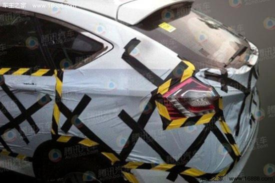 东风裕隆新款SUV车型谍照-新途观 宝马X2 新路虎发现 一周重点新车高清图片