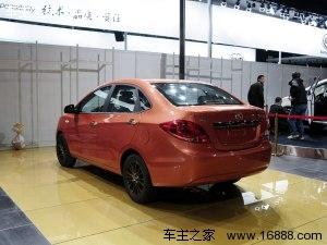 江淮和悦A20明年初上市 或增1.5T车型高清图片