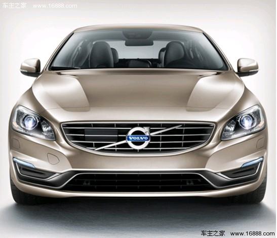 全新 沃尔沃 s60l 自然 灵感 优雅凌动 车商动态高清图片