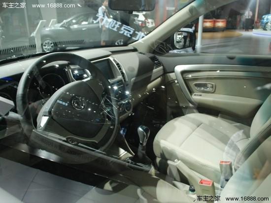 『2012款东风风神A60』-或年内上市 东风风神A60新增1.5L发动机高清图片