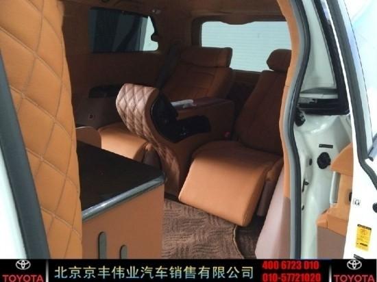 旗舰级商务车 丰田塞纳 最新低价36万高清图片