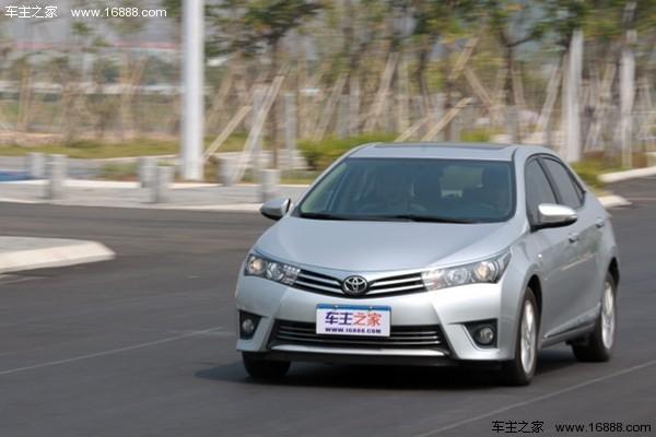 新款丰田卡罗拉1.6lcvt自动高配最高优惠4万