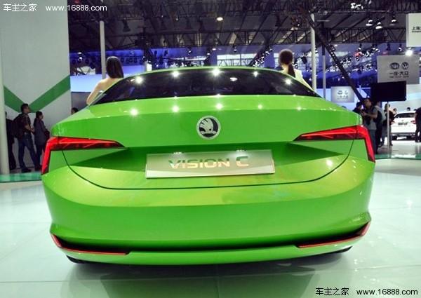 大众正式发布全新纯电动概念车设计图