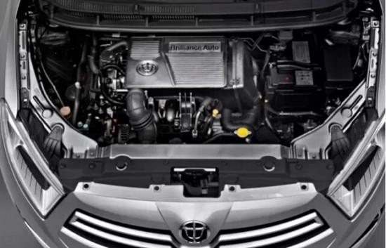 中华h230所装备的高效低耗bm15l发动机,6amt变速器,进一步将操控乐趣